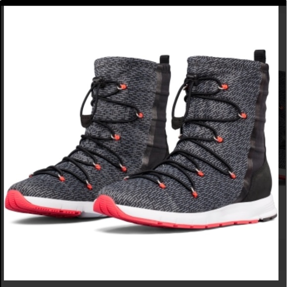 b2a16ff6 Brand New Women's Ua Charged All Around Knit Boot NWT